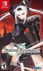 Shining Resonance Refrain - Seminovo - Nintendo Switch