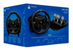 Volante G923 Racing Wheel PS4/PS5 Com Force Feedback Trueforce - Logitech