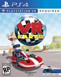 VR Karts - Seminovo - PSVR PS4