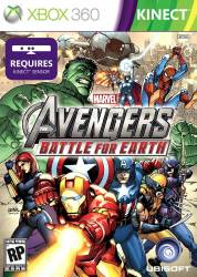 Kinect Marvel The Avengers: Battle For Earth - Xbox 360