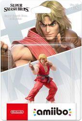 Amiibo Super Smash Bros. Ken - Nintendo Switch