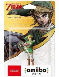 Amiibo Super The Legend of Zelda Link Twilight Princess - Nintendo Switch