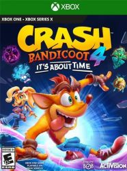 Crash Bandicoot It