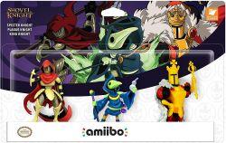 Amiibo Shovel Knight Triple Pack - Nintendo Switch