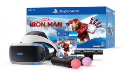 Playstation VR Launch Bundle - VR Iron Man Incluso - PS4 (ZVR2)