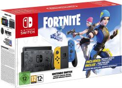 Console Nintendo Switch New Fortnite Edition