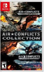 Air Conflicts Collection - Seminovo - Nintendo Switch