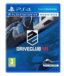 Driveclub VR - Seminovo - PS4
