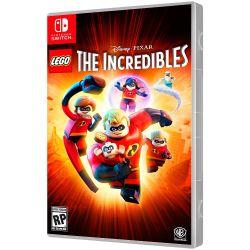 LEGO Os Incríveis - Seminovo - Nintendo Switch