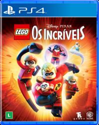 LEGO Os Incríveis - Seminovo - PS4