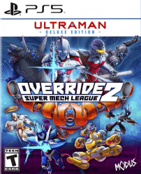 Override 2: Super Mech League - Deluxe Edition - PS5