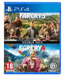 Far Cry Double Pack - PS4
