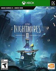 Little Nightmares 2 II - Xbox One / Xbox Series X