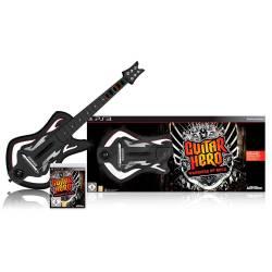 Guitar Hero: Warriors of Rock (bundle) - PS3