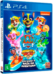 Patrulha Canina: Super Filhotes - Salvam a Baía da Aventura - PS4