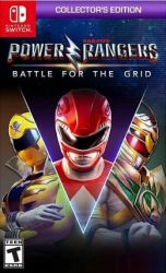 Power Rangers: Battle for the Grid - Nintendo Switch