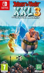 Asterix & Obelix XXL3: The Crystal Menhir - Seminovo - Nintendo Switch