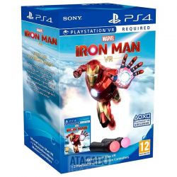 Controle Move Two Pack + Iron Man VR