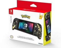Split PAD PRO Hori Pikachu Black and Gold - Nintendo Switch