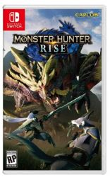 Monster Hunter: Rise - Nintendo Switch
