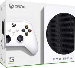 Console Xbox Series S 512GB - Seminovo