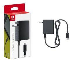 Fonte Carregador Original AC Adapter - Nintendo Switch