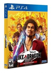 Yakuza: Like A Dragon - Day Ichi Steelbook Edition - PS4