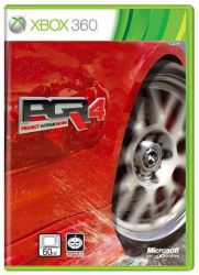 PGR4 Project Gotham Racing 4 - Xbox 360