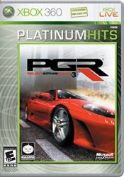 PGR3 Project Gotham Racing 3 - Xbox 360