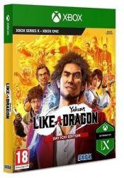Yakuza: Like A Dragon - Day Ichi Steelbook Edition - Xbox One