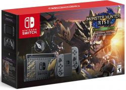 Console Nintendo Switch Monster Hunter Rise Edition