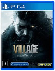 Resident Evil Village - PS4 / PS5