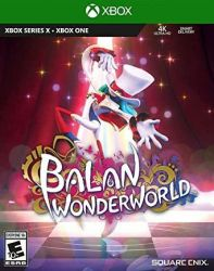 Balan Wonderworld - Xbox One / Xbox Series X