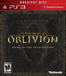The Elder Scrolls IV: Oblivion Game of the Year Edition - PS3