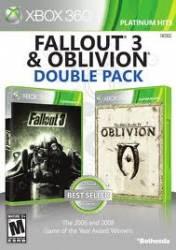Fallout 3 & Oblivion: Dual Pack - X360