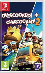 Overcooked! 1 + Overcooked! 2 - Nintendo Switch