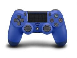Controle Dualshock 4 Azul - PS4