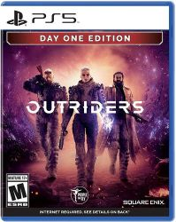 Outriders: Day One Edition - PS5