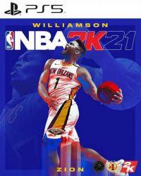 NBA 2K21 - Seminovo - PS5