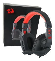 Headset Gamer Redragon Ares Com Microfone - H120
