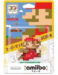 Amiibo Mario Classic Color Super Mario Series - Switch 3Ds Wii U