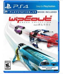 WipEout Omega Collection - PSVR