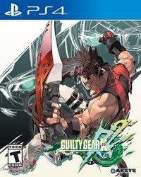 Guilty Gear Xrd: Rev 2 - PS4