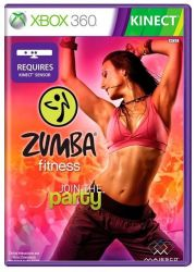 Zumba Fitness Join The Party -  Xbox 360