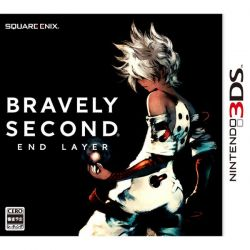 Bravely Second: End Layer - Seminovo - Nintendo N3DS
