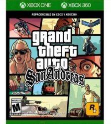 Grand Theft Auto: San Andreas - Xbox 360 / Xbox One