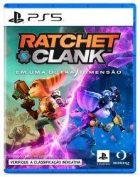 Ratchet & Clank: Em Uma Outra Dimensão - PS5