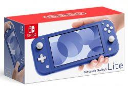 Console Nintendo Switch Lite Neon Blue - Nintendo Switch