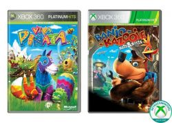 Banjo-Kazooie: Nuts & Bolts + Viva Piñata - Xbox 360 / Xbox One