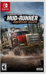 Spintires: Mudrunner American Wilds - Seminovo - Nintendo Switch